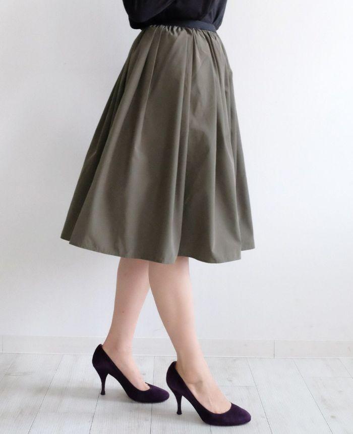 神戸・山の手スカート ロング 新色