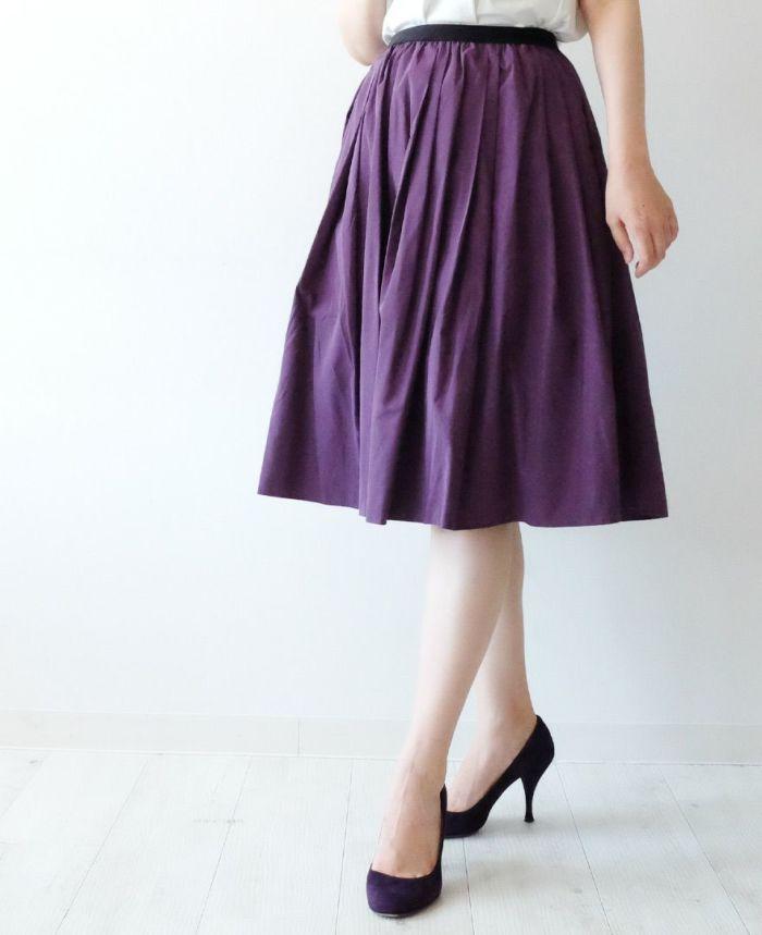 神戸・山の手スカート ロング