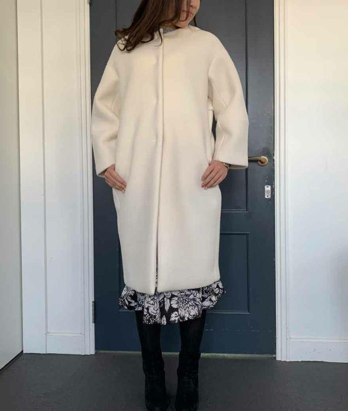 極暖リバーコート