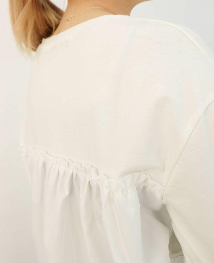 ホワイト着用イメージ