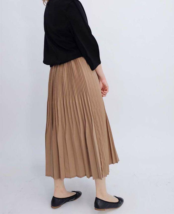 2wayプリーツスカート 身長159cm