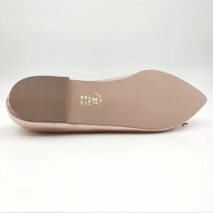 ナタリー(メタル)ピンクゴールド 靴底