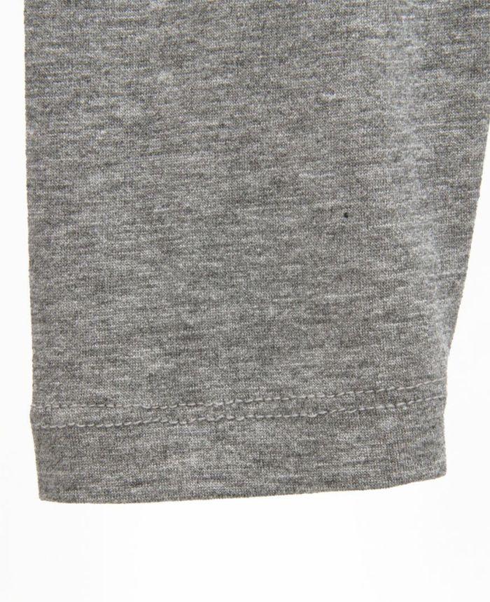 カットソーレギンス 裾