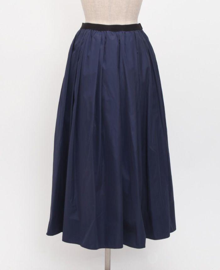 神戸・山の手スカート マキシ丈 バック