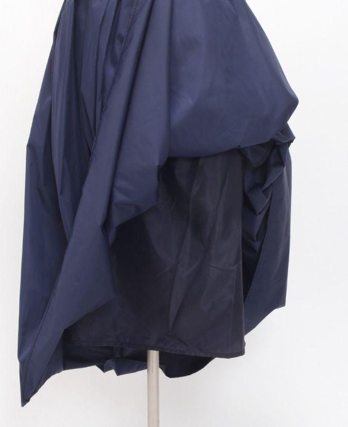 神戸・山の手スカート マキシ丈 裏地