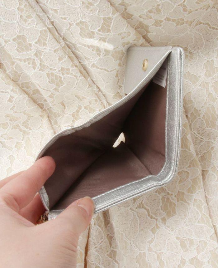 ミニウォレット 二つ折り財布 スモールウォレット