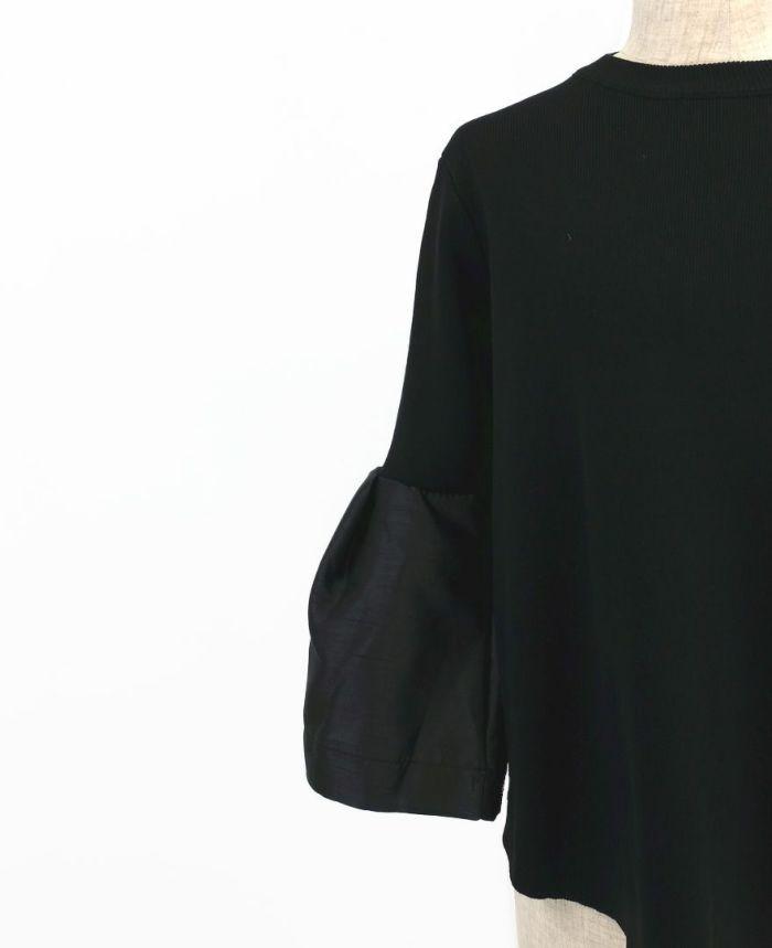 ラッパ袖プルオーバー 袖