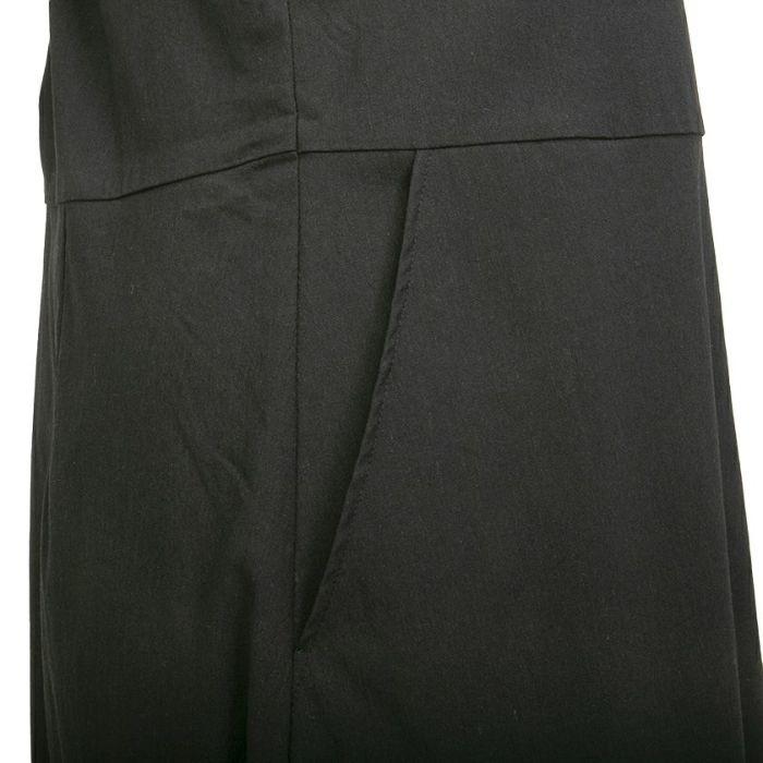バッククロスジャンパースカート