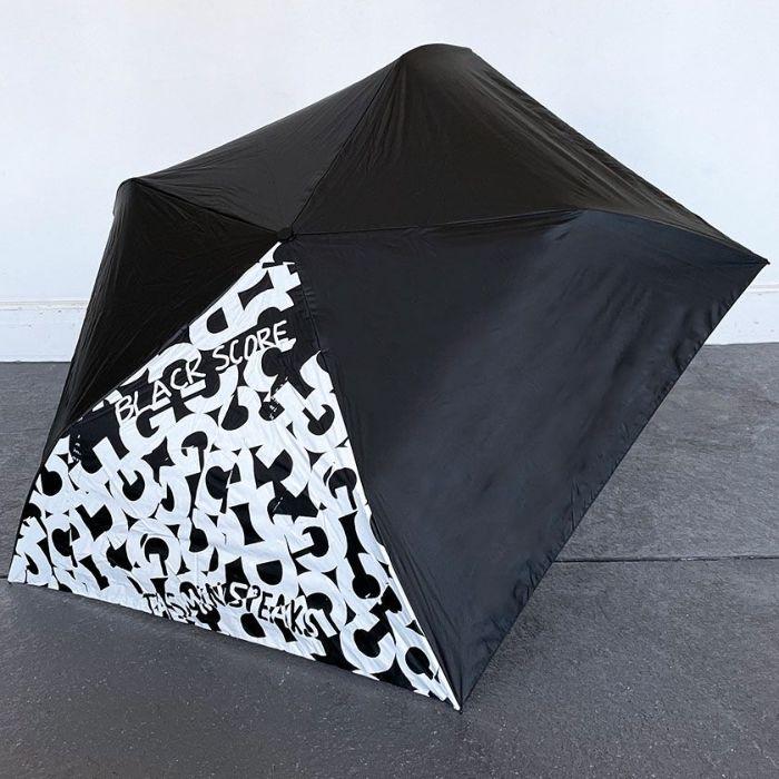 Jasmin Speaks ART(ジャスミンスピークス アート) コラボ 折り畳み傘 アンブレラ