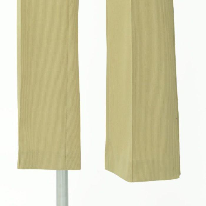 リブカットパンツ裾