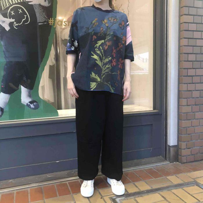 ROHKA(ローカ)ペイントTシャツ