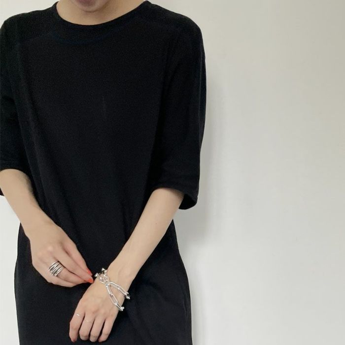 Nothing And Others/フィットチェーンネックレス